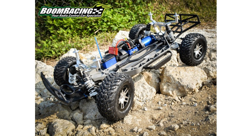 Aluminum Upgrades For Traxxas Slash 4x4 By Boom Racing