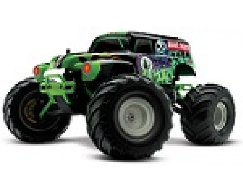 1/16 Grave Digger