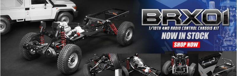 Boom Racing - Your Radio Controlled Car Specialist For RC