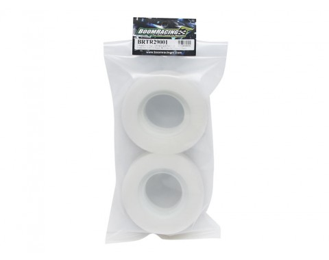 1.9 Dual 2-Stage Open/Closed Cell Foams Rock Crawling Inserts for 4.45in (113mm) RC Crawler Tires (2)