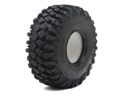 1.9 Single Stage Open Cell Foam Rock Crawling Inserts for 4.45in (113mm) RC Crawler Tire (2)