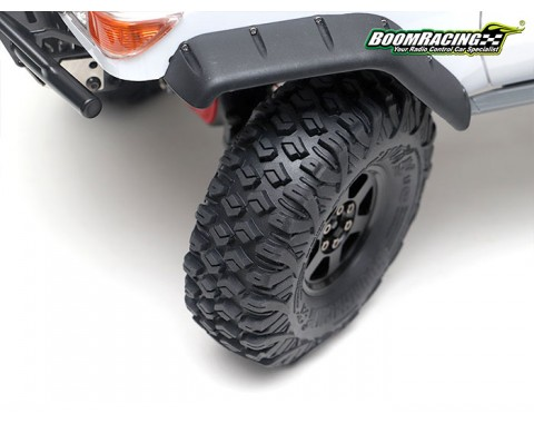 HUSTLER M/T Xtreme 1.9 MC2 Narrow Rock Crawling Tires 4.75x1.50 SNAIL SLIME™ Compound W/ 2-Stage Foams (Super Soft) [Recon G6 Certified] 2pcs