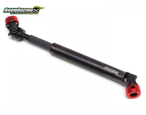 Complete BADASS™ HD Steel Center Drive Shaft Set for BRX01 [Recon G6 Certified]
