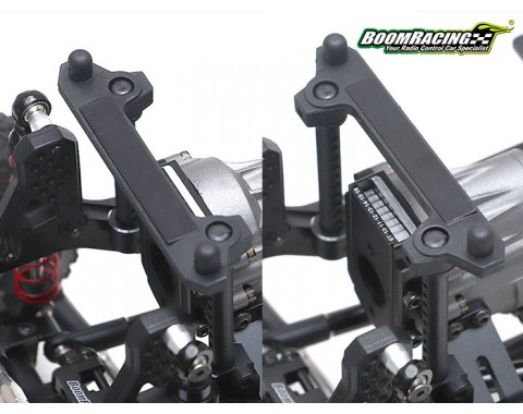Complete Universal Body Mount Set