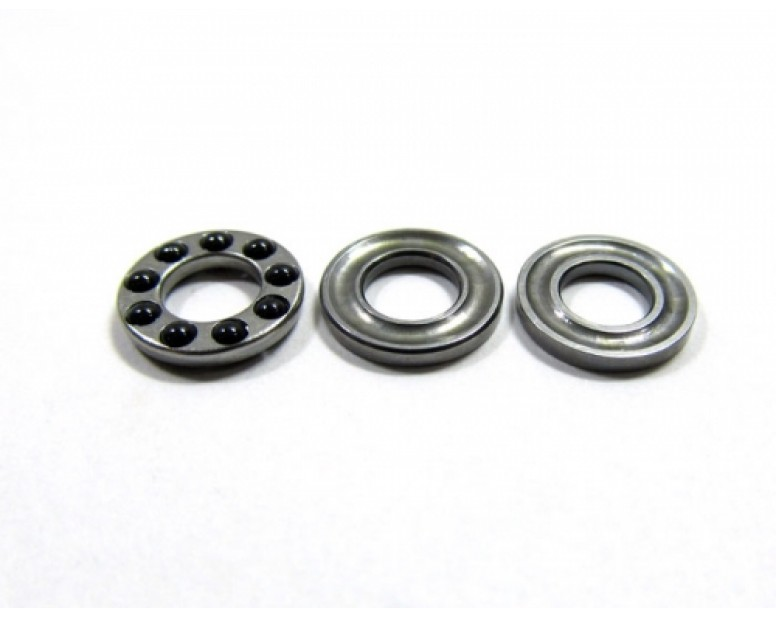 Competition Ceramic Thrust Ball Bearing 5x10x4mm 1Pc