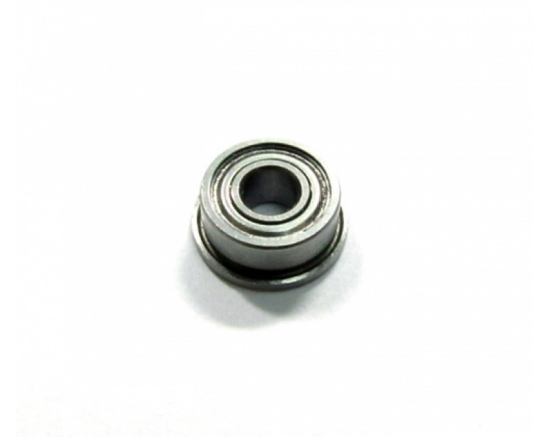 High Performance Flanged Ball Bearing 1/8 x 5/16 x 9/64 1Pc