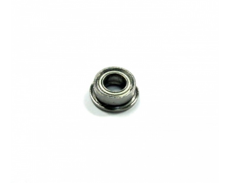 High Performance Flanged Ball Bearing 3x6x2.5mm 1Pc