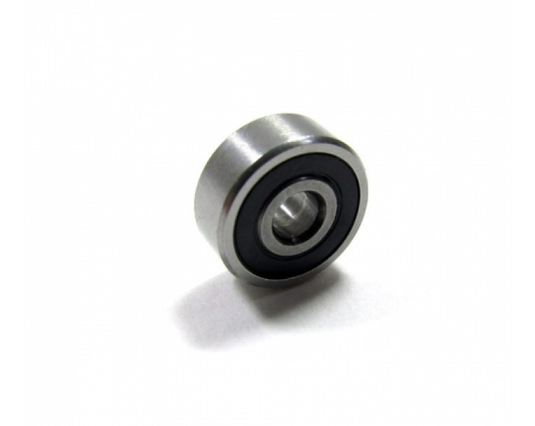 High Performance Rubber Sealed Ball Bearing 3x10x4mm 1Pc