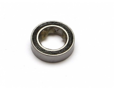 High Performance Rubber Sealed Ball Bearing 7x11x3mm 1Pc