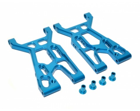 Losi 5ive Front Lower Arm Blue