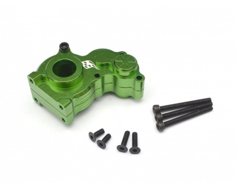 Aluminum Center Gearbox - 1 Pc Red [RECON G6 The Fix Certified]