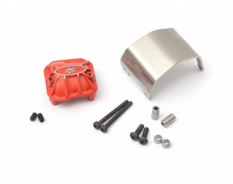 AR44 PHAT™ Axle Diff Cover W/ ARMOUR™ Skid Plate [RECON G6 The Fix Certified]