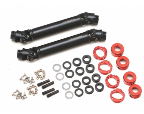 BADASS™ HD Steel Center Drive Shaft Set for Axial SCX10 III (SCX10.3)