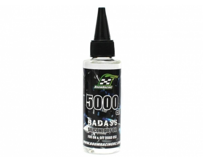 BADASS Differential Gear Oil 5000 cst 60ml