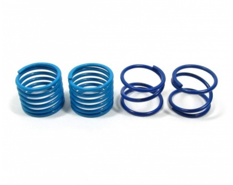 Boomerang™ Type PB Short Assistant Spring Set For Piggyback Shocks