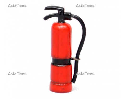 1/10 RC Crawler Fire Extinguisher Small Red