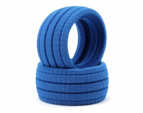 1/8 Buggy Tire Inserts Set - 1 Pair Blue