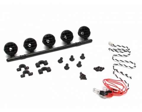 Roof LED Holders For Crawlers