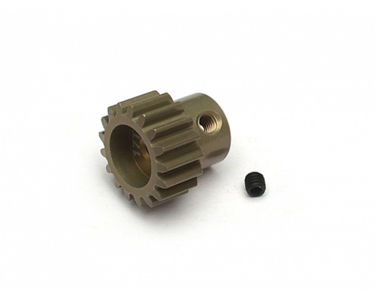 32P 17T / 3.175mm Steel Pinion Gear - 1 Pc