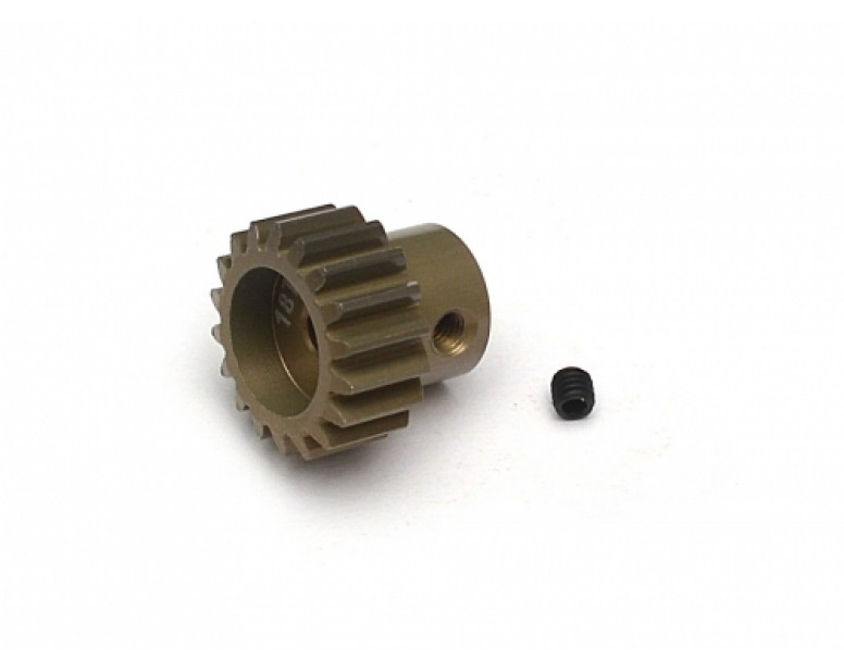32P 18T / 3.175mm Steel Pinion Gear - 1 Pc