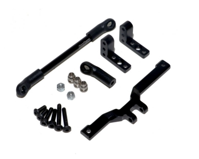 Aluminum Front Low Profile Truss Conversion Kit for Scale PHAT Axle Defender D90/D110