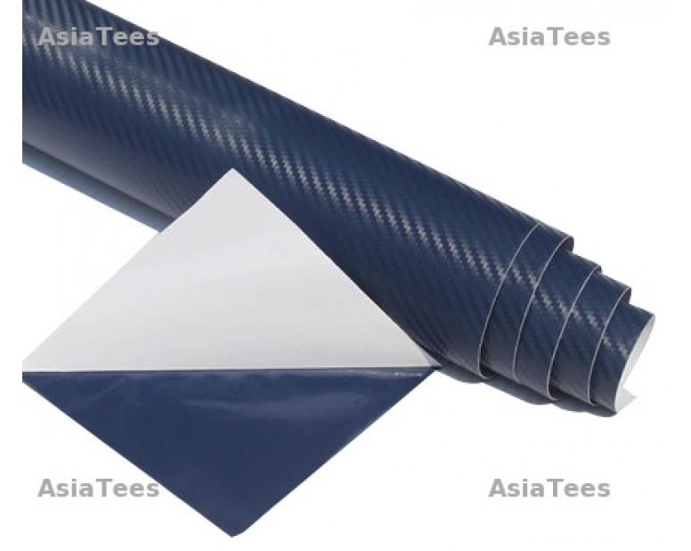 RC Scale Accessories - Graphite Sticker 20x30 CM Deep Blue