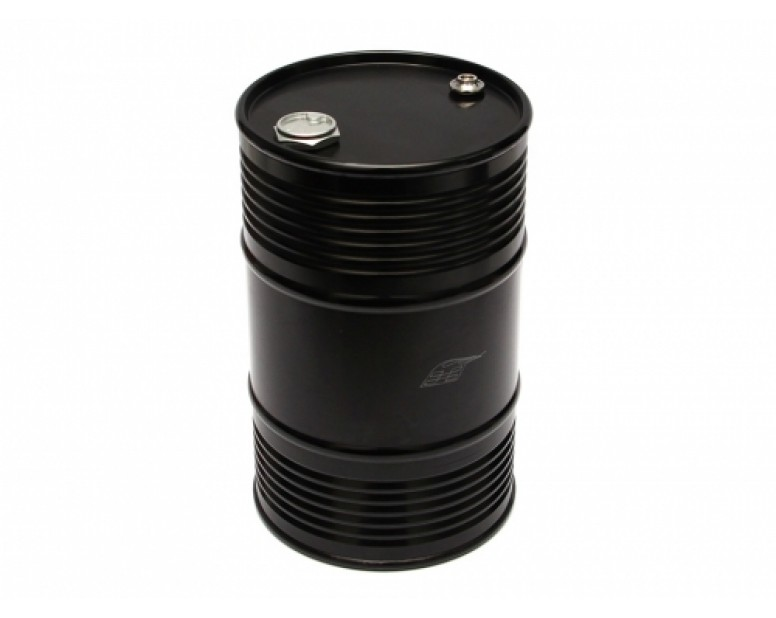 Scale Accessories - CNC Oil Tank Black
