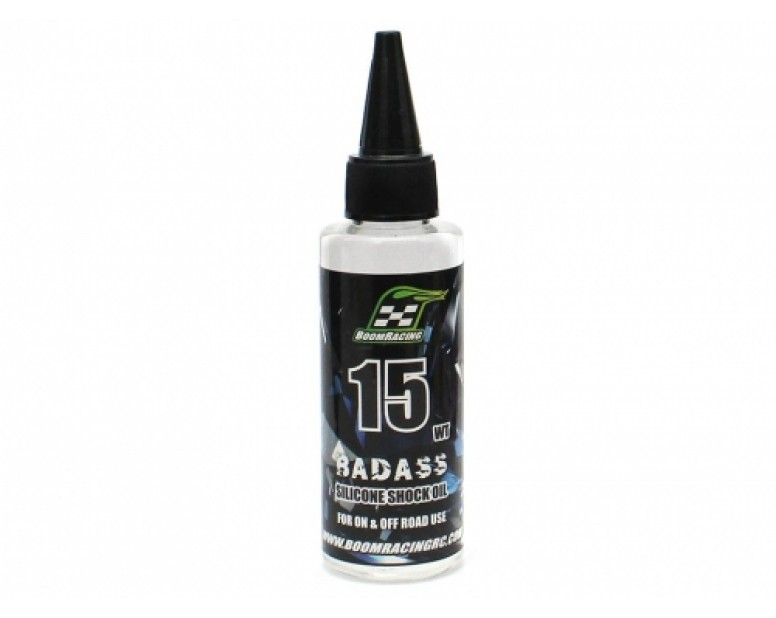 BADASS Silicone Shock Oil 15wt 60ml