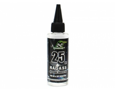 BADASS Silicone Shock Oil 25wt 60ml