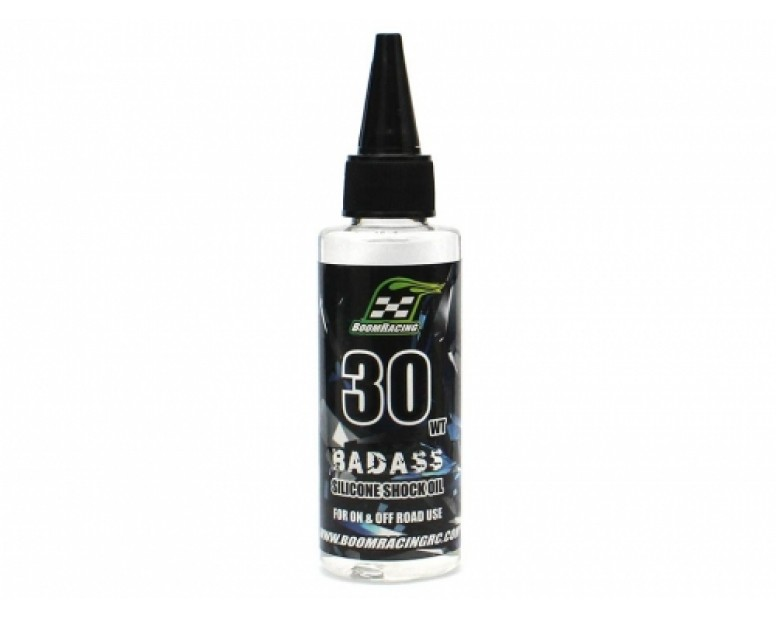 BADASS Silicone Shock Oil 30wt 60ml
