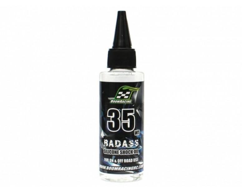 BADASS Silicone Shock Oil 35wt 60ml