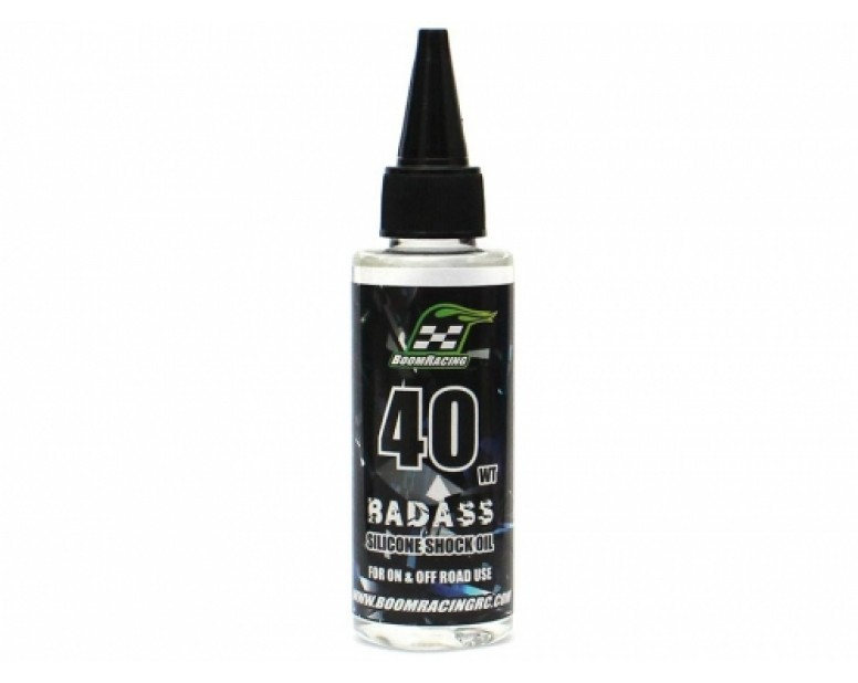 BADASS Silicone Shock Oil 40wt 60ml
