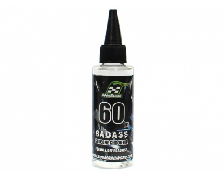 BADASS Silicone Shock Oil 60wt 60ml