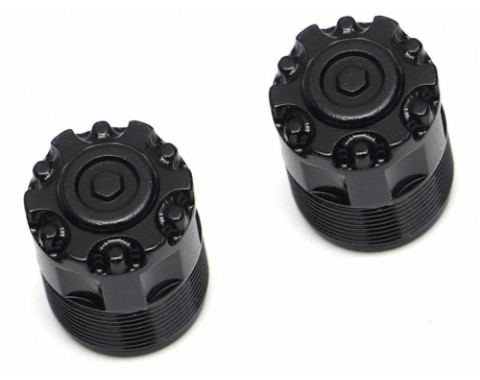 Front Center Hubs Cab For Boom Racing 1.55
