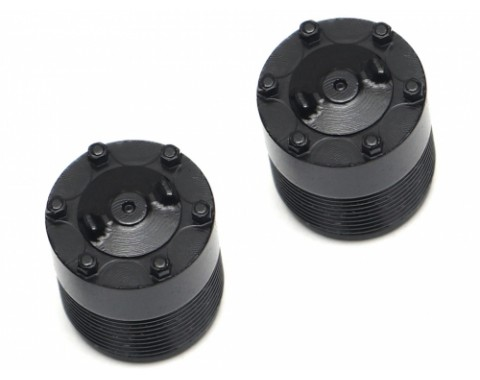 Rear Center Hubs Cab For Boom Racing 1.55