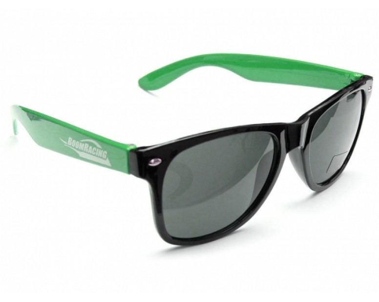 Limited Badass Sun Glasses Green